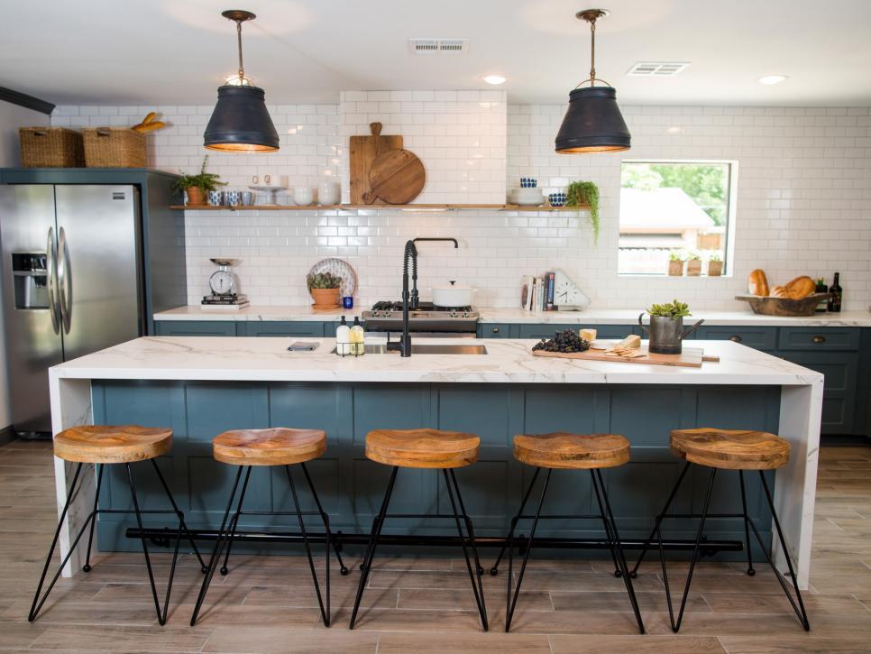 cosentino usa dekton aura featured in hgtv s fixer upper boston loft furnishings jayden kitchen cart lowe s canada